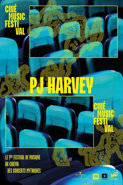 Cine Music Festival: PJ Harvey - OV
