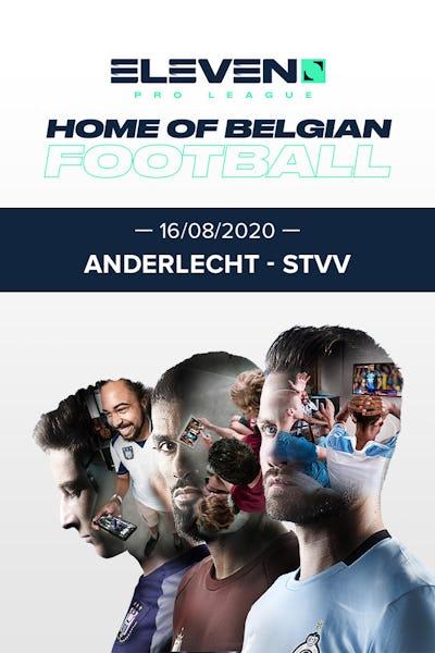 Pro League 2020/21: Anderlecht - STVV - NV
