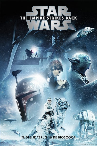 Star Wars: Episode V - The Empire Strikes Back - OV