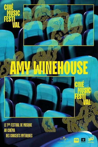 Cine Music Festival: Amy Winehouse - OV