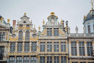 De Grote Markt van Brussel in al haar glorie