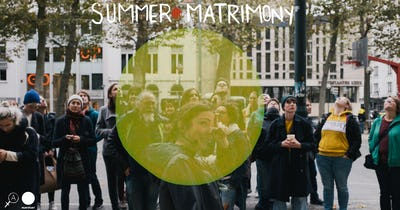 Matrimony Walk: A feminist guided visit to the Beguinage of Brussels