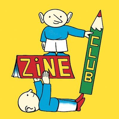 Zine Club Online: Lukas Verstraete and Broos Stoffels