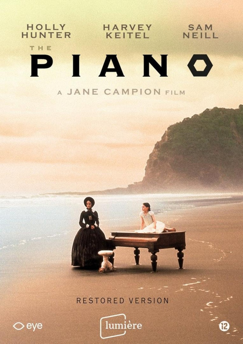 THE PIANO - La Leçon de Piano