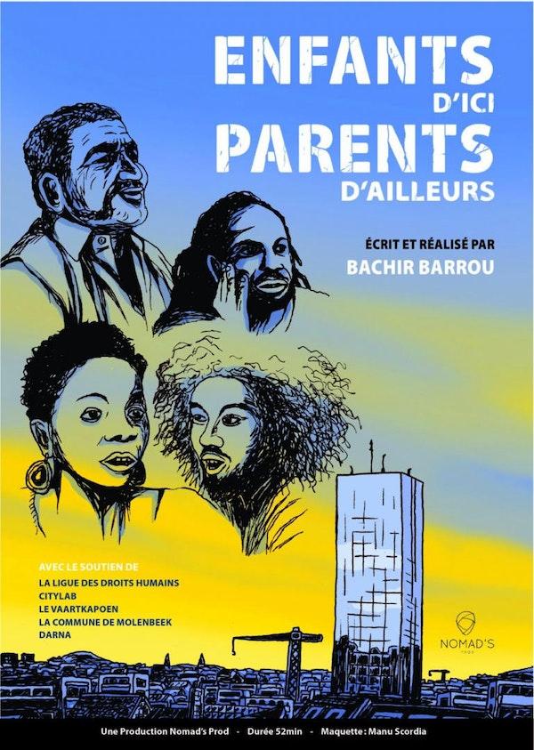 Ciné-Club DARNA - ENFANTS D'ICI PARENTS D'AILLEURS