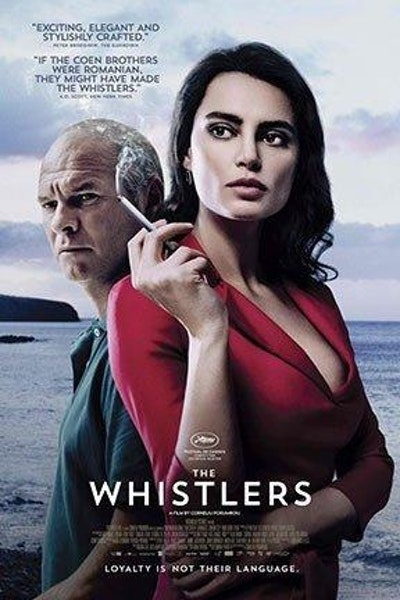 THE WHISTLERS (Les Siffleurs)