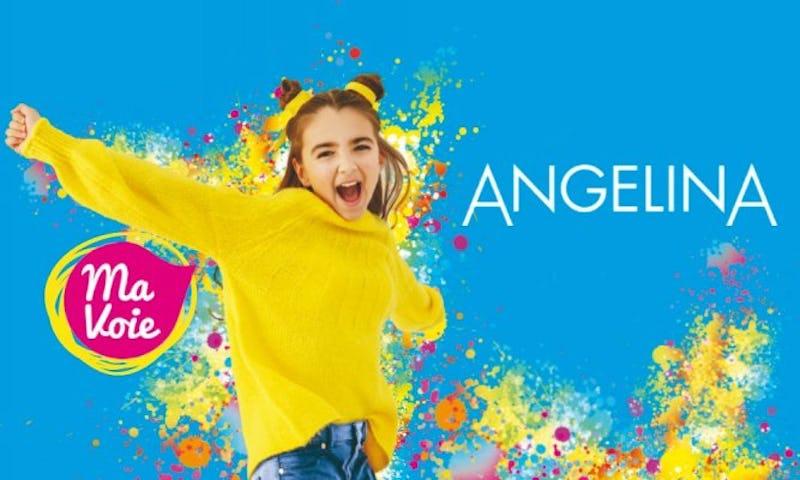 ANGELINA ANGELINA