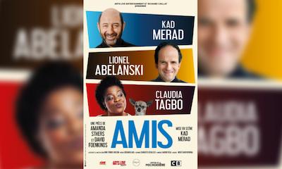 AMIS (avec Kad Merad & Claudia Tagbo)