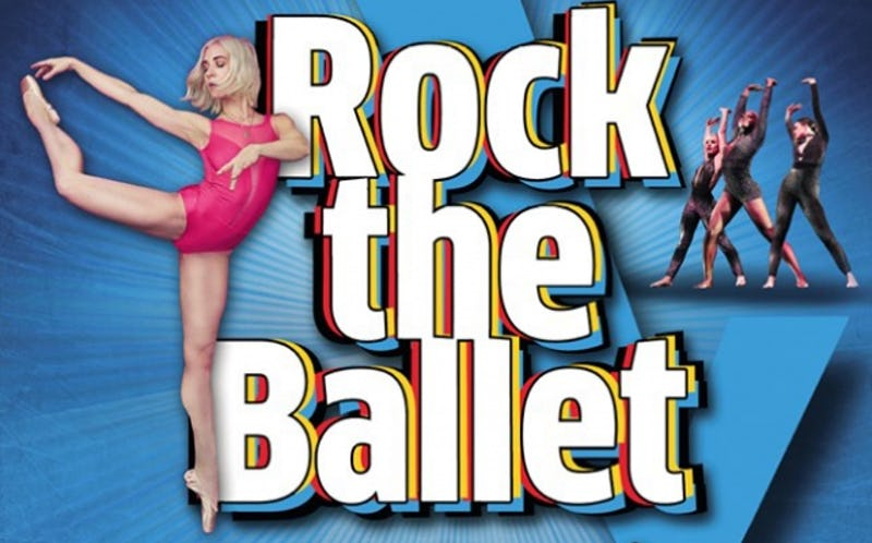 ROCK THE BALLET ROCK THE BALLET